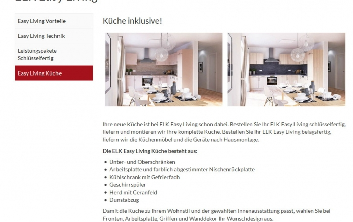 Easy Living Küche