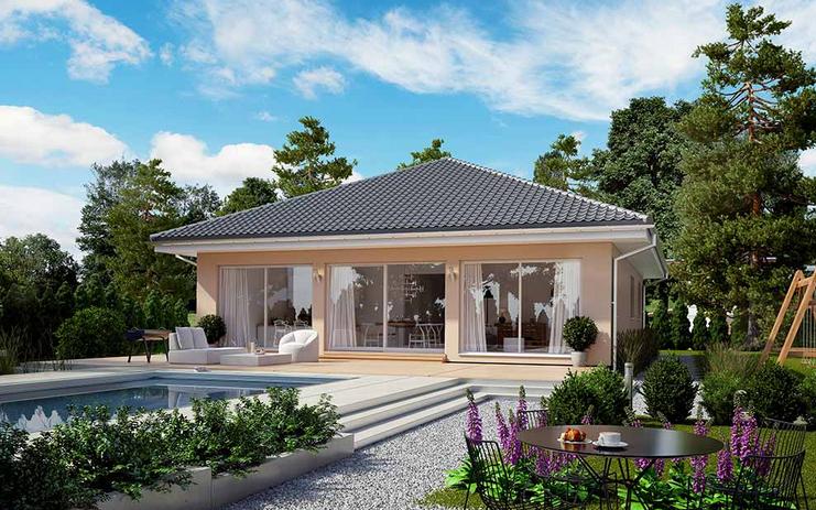 elk easy bungalow josef lontscharitsch fertigh user. Black Bedroom Furniture Sets. Home Design Ideas